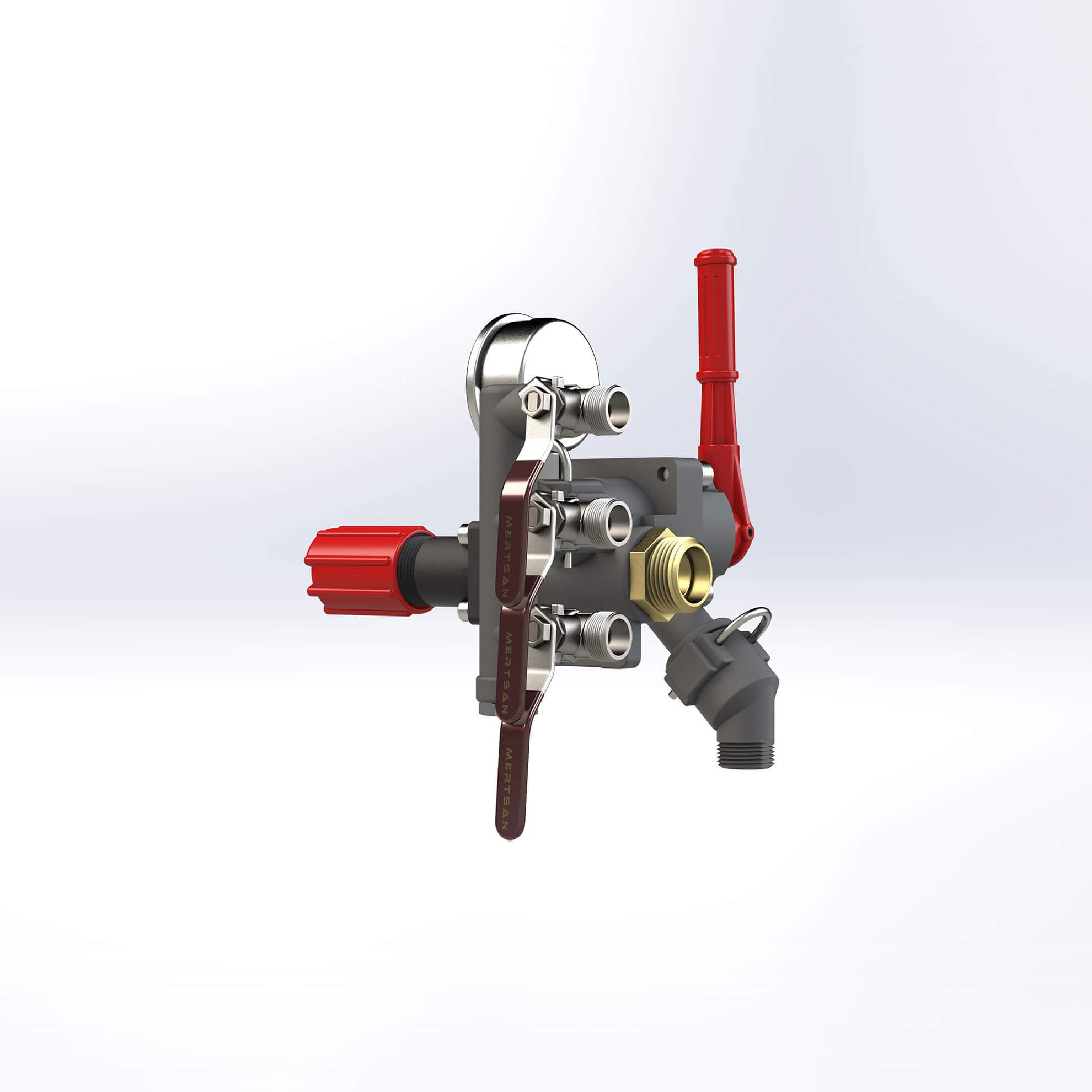 REGULATOR   MTS-50 R3