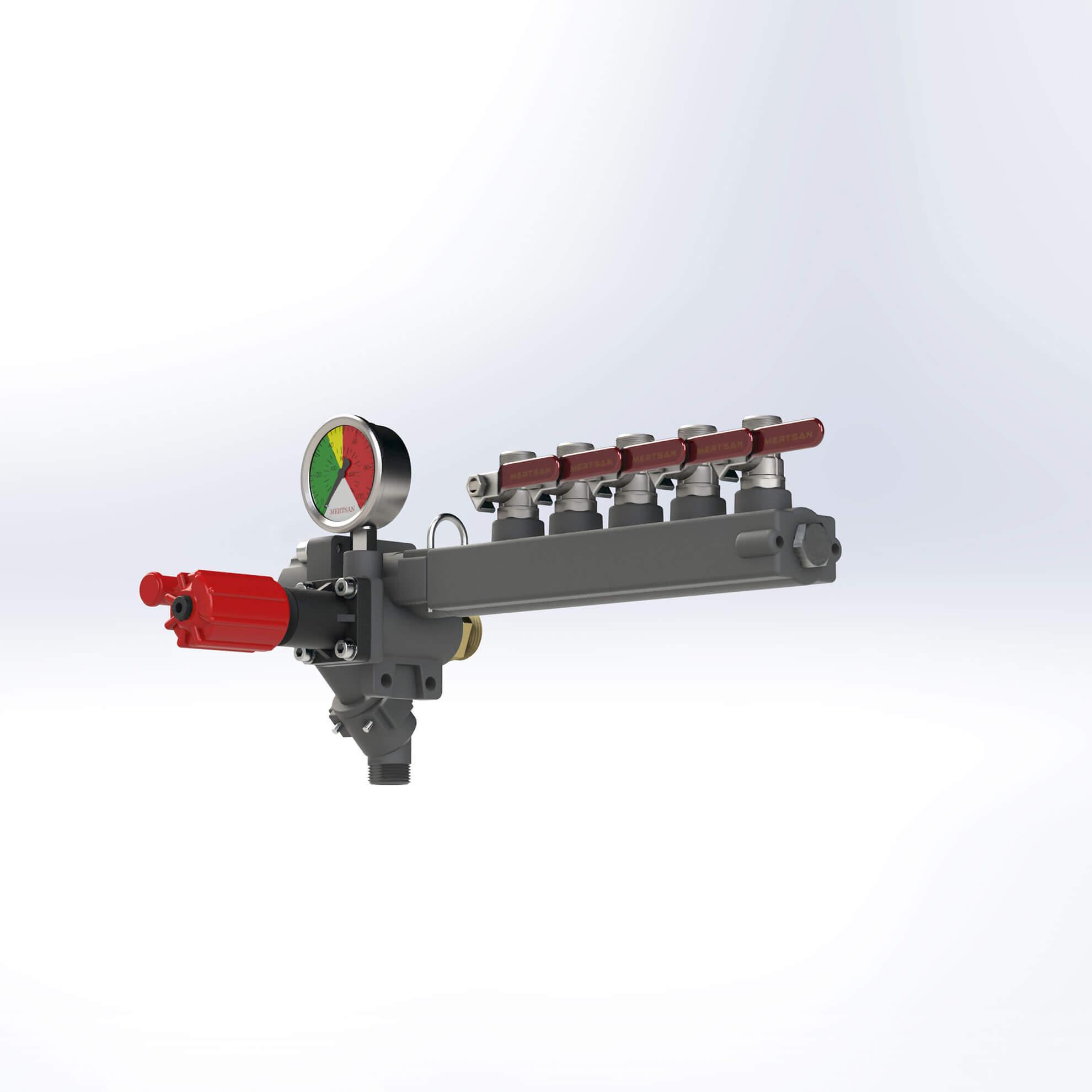 REGULATOR   MTS-50 R5